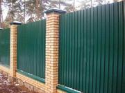Ворота,  заборы качественно и в срок