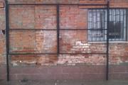 Ворота и калитки с сеткой или прутьями