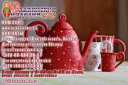 Оптом изделия из керамики от производителя оптом