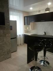 Современная квартира-студия на сутки в Мозыре